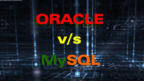oracle and mysql