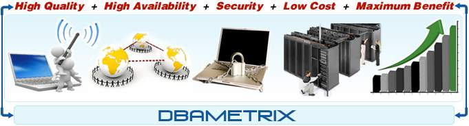 dbametrix features